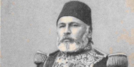 Huseyin Avni Pasha