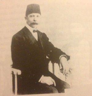 The Second Mabeynci Fahri Bey