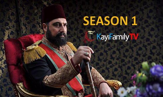 Watch Payitaht AbdulHamid Season 1 with English Subtitles