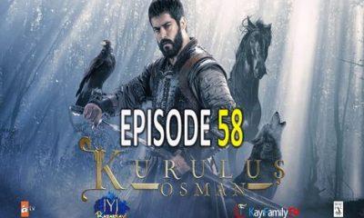 KURULUS OSMAN EPISODIO 58 subtítulos en españo