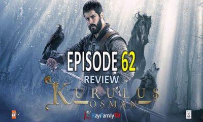 Kurulus Osman Episode 62 Review