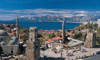 OLD TOWN OF ANTALYA