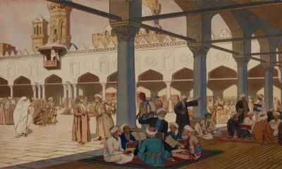 OTTOMAN MADRASAHS AND MOSQUE TRADITIONS