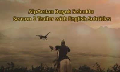 ALPARSLAN BUYUK SELCUKLU SEASON 2 TRAILER