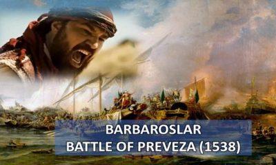 BARBAROSLAR BATTLE OF PREVEZA 1538