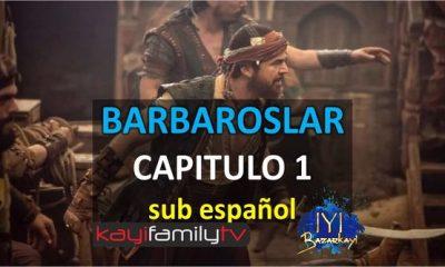 BARBAROSLAR CAPITULO 1