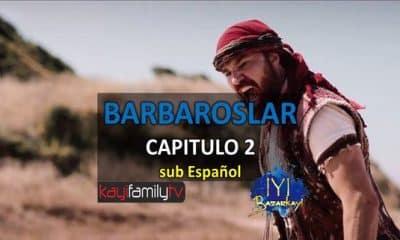 BARBAROSLAR CAPITULO 2