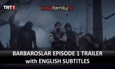 BARBAROSLAR EPISODE 1 TRAILER