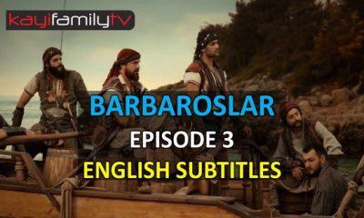 BARBAROSLAR EPISODE 3