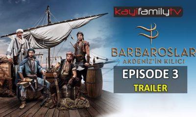 BARBAROSLAR EPISODE 3 TRAILER