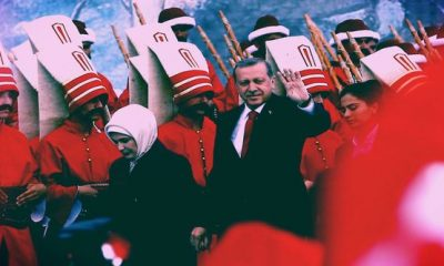 OTTOMANS ARE BACK WITH ERDOGAN