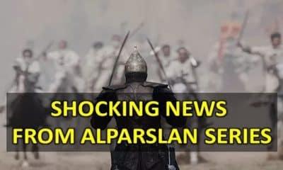 SHOCKING NEWS FROM ALPARSLAN SERIES