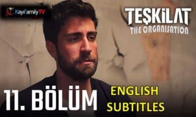 TESKILAT EPISODE 11