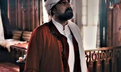 THE LEADING ACTOR OF MEVLANA SERIES