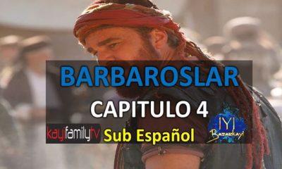 BARBAROSLAR CAPITULO 4