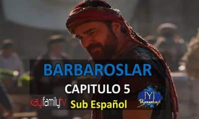 BARBAROSLAR CAPITULO 5