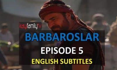 BARBAROSLAR EPISODE 5