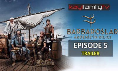 BARBAROSLAR EPISODE 5 TRAILER