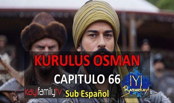 KURULUS OSMAN CAPITULO 66