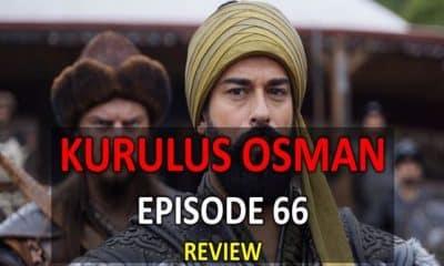 KURULUS OSMAN EPISODE 66 REVIEW