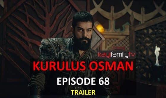 KURULUS OSMAN EPISODE 68 TRAILER