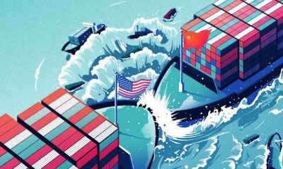 TRADE CONFLICT BETWEEN USA AND CHINA